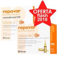 Repavar Revitalizante Pack Antioxidante Intensive|Farmaconfianza