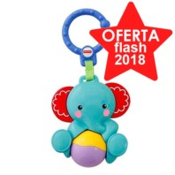 Fisher-Price Sonajero Zoo Elefante | Farmaconfianza