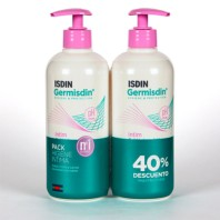 ISDIN Germisdin Higiene Intima DUPLO 2x500 ml