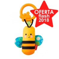 Fisher-Price Sonajero Zoo Abejita Musical 0+ | Farmaconfianza