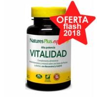 Nature's Plus Express Vitalidad, 30 cápsulas|Farmaconfianza