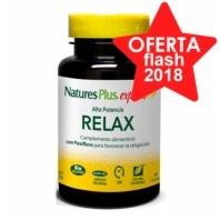 Nature's Plus Express Relax, 30 cápsulas|Farmaconfianza