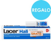 Lacer Hali Gel Dentífrico 125 ml. + REGALO Spray 15 ml. | Farmaconfianza