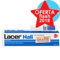 Lacer Hali Gel Dentífrico 125 ml. + REGALO Spray 15 ml. | Farmaconfianza