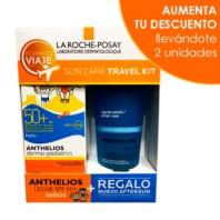 La Roche Posay Kit Viaje Anthelios Dermo-Pediatrics SPF50 100ml + REGALO Posthelios 100ml. | Farmaconfianza