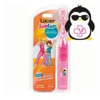 Lacer Efficare Cepillo Eléctrico Junior Rosa | Farmaconfianza | Farmacia Online