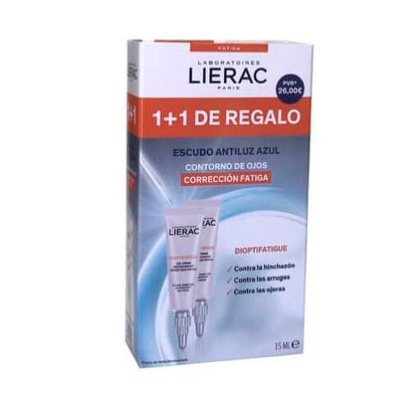 Lierac Dioptifatigue Corrección Ojeras Duplo 1 + 1 de REGALO