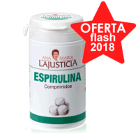 Ana María Lajusticia Espirulina, 160 comprimidos