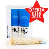H2O Celulise Pack Anticelulítico Reductor, 200 ml + 2ª ud al 50% ! Farmaconfianza