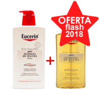 Eucerin pH5 Oleogel de ducha 1000 ml + 400 ml de Regalo