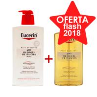 Eucerin pH5 Oleogel de ducha 1000 ml + 400 ml de Regalo