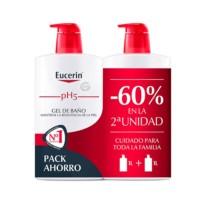 Eucerin Gel de Baño DUPLO 2 x 1000 ml | Compra Online