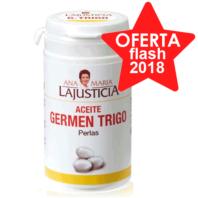 Ana María Lajusticia Aceite Germen de Trigo, 90 perlas