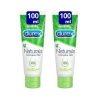 Durex Naturals Intimate Gel, DUPLO 2x100 ml | Compra Online