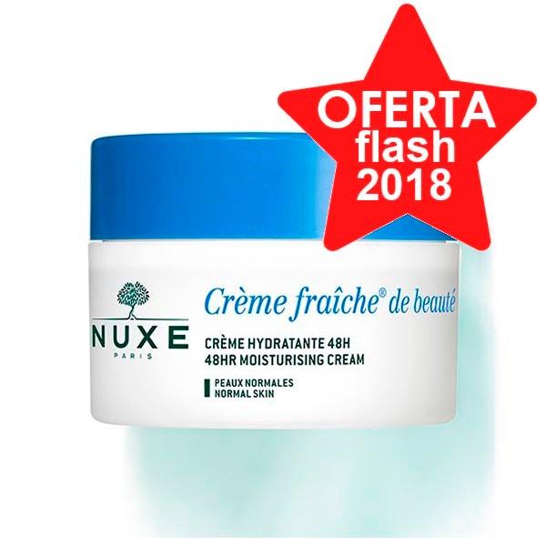 NUXE Crema Fraîche de Belleza, 50 ml. ! Farmaconfianza