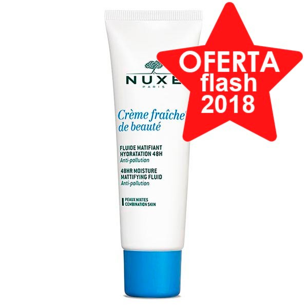 NUXE Crema Fraîche de Belleza Light, 50 ml | Farmaconfianza