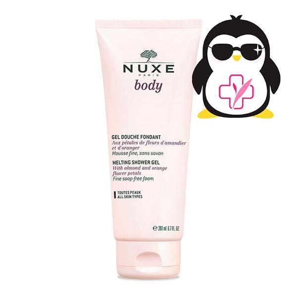NUXE Body Gel de Ducha Fundente, 200 ml.
