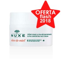 NUXE Rêve de Miel Crema de día Ultra-Reconfortante, 50 ml