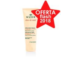 NUXE Rêve de Miel Crema Manos y Uñas, 75 ml