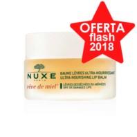 NUXE Rêve de Miel Bálsamo de Labios Edición Love, 15 g