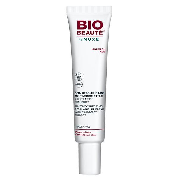 BIO BEAUTE by NUXE Reequilibrante Tratamiento Muticorrección, 40 ml.