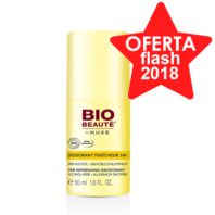BIO BEAUTÉ by NUXE Desodorante Frescor 24h, 50 ml.