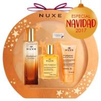 Nuxe Cofre Prodigieux Perfume + Huile + Aceite Ducha | Farmaconfianza