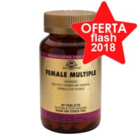 Solgar Female Multiple, 60 comprimidos