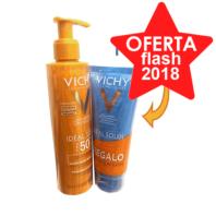 Vichy Idéal Soleil Leche Antiarena SPF50, 200ml. | Farmaconfianza