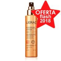 Lierac Sunissime Corporal SPF15 Leche Protectora Antiedad, 150 ml