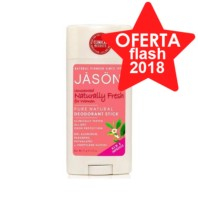 Jason Desodorante Naturally Fresh Mujer, 71g. | Farmaconfianza