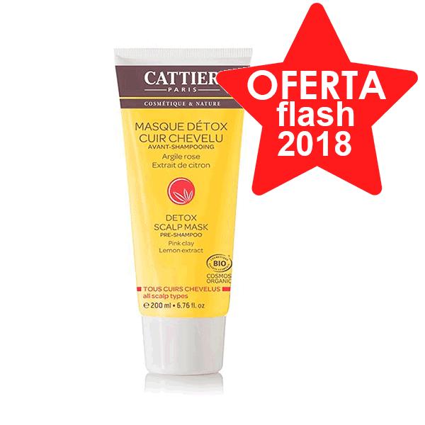 Cattier Mascarilla Detox, 200 ml. ! Farmaconfianza