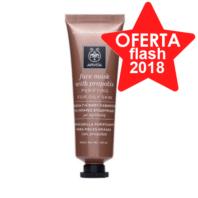 Apivita Mascarilla Facial Purificante para Piel Grasa con Propóleo, 50 ml | Farmaconfianza