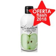 Naturalium Fruit Pleasure Champú Acondicionador Manzana Verde, 400 ml