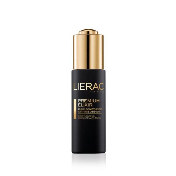 LIERAC Premium Elixir Aceite Suntuoso, 30 ml.