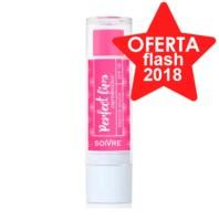 SOIVRE Labial Hidratante Perfect Lips Frutos Rojos, 3.5 g.   Farmaconfianza