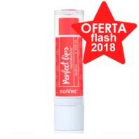 SOIVRE Labial Hidratante Perfect Lips Care And Color Sandia, 3.5 g. | Farmaconfianza