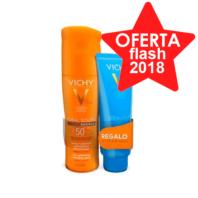 Vichy Idéal Soleil Spray Bronze SPF50, 200ml. | Farmaconfianza