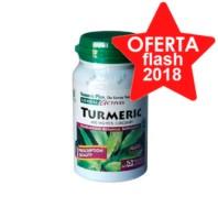 Nature's Plus Cúrcuma (Turmeric), 60 cápsulas