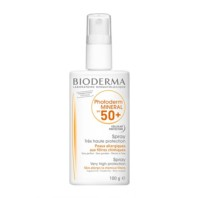 Bioderma Photoderm Mineral Spray SPF 50+ , 100 g ! Farmaconfianza