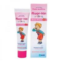 Fluor·Kin Infantil pasta dentífrica, 75ml ! Farmaconfianza