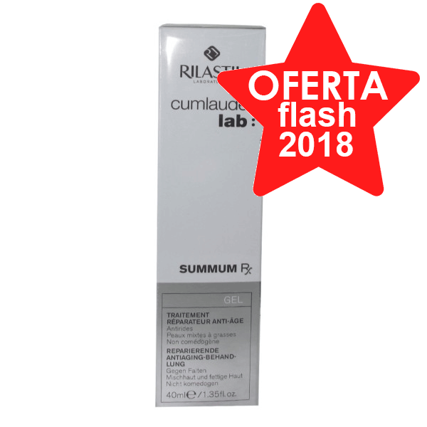 Cumlaude Summum Rx Gel, 40 ml | Farmaconfianza