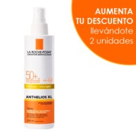 La Roche-Posay Anthelios XL SPF50 Spray 200 ml. | Farmaconfianza