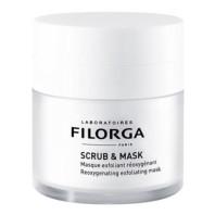 Filorga Scrub & Mask Mascarilla Exfoliante, 55 ml | Farmaconfianza