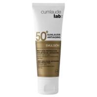 Cumlaude Sunlaude Antiaging SPF 50 Emulsión, 50 ml. ! Farmaconfianza