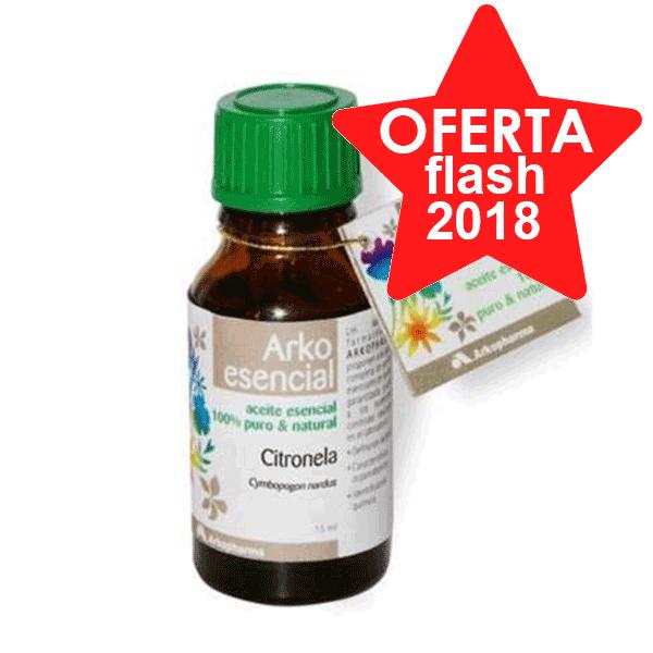 Arkoesencial Aceite Citronela, 10ml ! Farmaconfianza