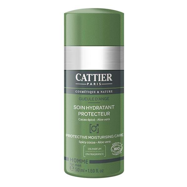 Cattier Hombre Cuidado Hidratante Protector, 50 ml. ! Farmaconfianza
