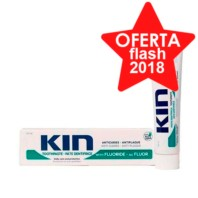 Kin pasta dentifrica, 125ml | Farmaconfianza