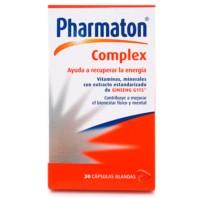 Pharmaton Complex, 30 cápsulas ! Farmaconfianza