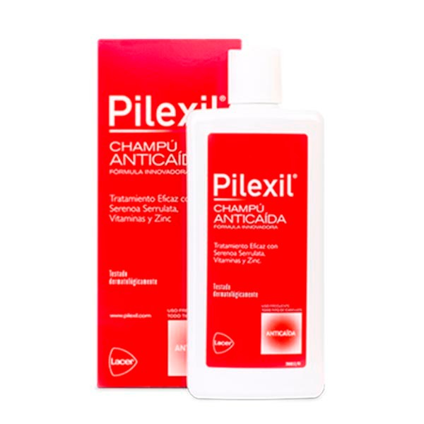 Pilexil, Champú Anticaída 500 ml